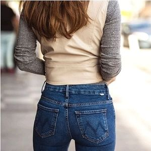 Mother The Looker Forever & A Day Skinny Jean 26
